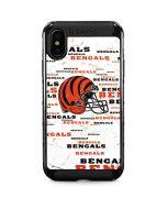 Cincinnati Bengals - Blast iPhone XS Max Cargo Case