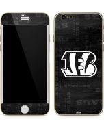 Cincinnati Bengals Black & White iPhone 6/6s Skin
