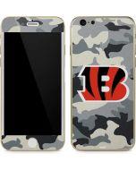 Cincinnati Bengals Camo iPhone 6/6s Skin