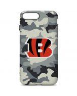 Cincinnati Bengals Camo iPhone 7 Plus Pro Case