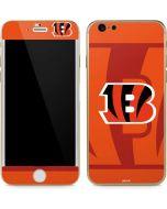 Cincinnati Bengals Double Vision iPhone 6/6s Skin