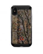 Cincinnati Bengals Realtree AP Camo iPhone XS Max Cargo Case