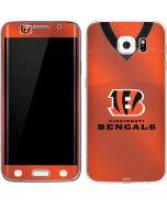 Cincinnati Bengals Team Jersey Galaxy S6 Edge Skin