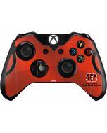 Cincinnati Bengals Team Jersey Xbox One Controller Skin