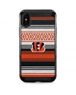Cincinnati Bengals Trailblazer iPhone XS Max Cargo Case