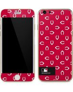 Cincinnati Reds Full Count iPhone 6/6s Skin