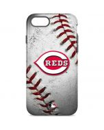 Cincinnati Reds Game Ball iPhone 8 Pro Case