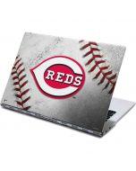 Cincinnati Reds Game Ball Yoga 910 2-in-1 14in Touch-Screen Skin