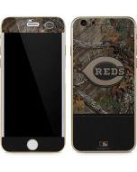 Cincinnati Reds Realtree Xtra Camo iPhone 6/6s Skin