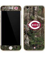 Cincinnati Reds Realtree Xtra Green Camo iPhone 6/6s Skin
