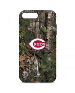 Cincinnati Reds Realtree Xtra Green Camo iPhone 7 Plus Pro Case