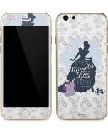Cinderella Miracles Take Time iPhone 6/6s Skin