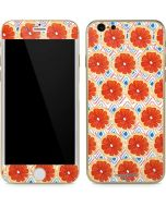 Citrus Geo iPhone 6/6s Skin