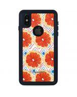 Citrus Geo iPhone XS Waterproof Case
