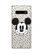 Classic Mickey Mouse Galaxy S10 Plus Skin