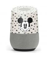 Classic Mickey Mouse Google Home Skin
