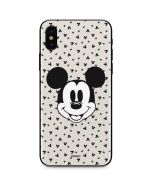 Classic Mickey Mouse iPhone X Skin
