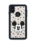 Classic Mickey Mouse iPhone X Waterproof Case