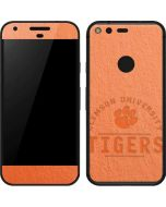 Clemson University Tigers Google Pixel Skin