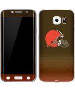 Cleveland Browns Breakaway Galaxy S6 Edge Skin