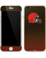 Cleveland Browns Breakaway iPhone 6/6s Skin