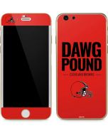 Cleveland Browns Team Motto iPhone 6/6s Skin