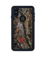 Cleveland Browns Realtree AP Camo iPhone XS Waterproof Case