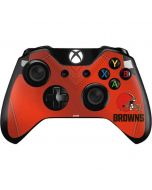 Cleveland Browns Team Jersey Xbox One Controller Skin