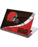 Cleveland Browns Yoga 910 2-in-1 14in Touch-Screen Skin
