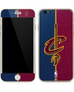 Cleveland Cavaliers Canvas iPhone 6/6s Skin