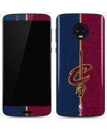 Cleveland Cavaliers Canvas Moto G6 Skin