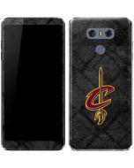 Cleveland Cavaliers Dark Rust LG G6 Skin