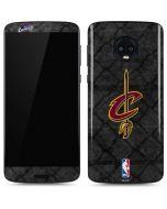 Cleveland Cavaliers Dark Rust Moto G6 Skin