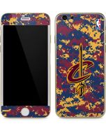 Cleveland Cavaliers Digi Camo iPhone 6/6s Skin