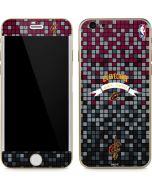 Cleveland Cavaliers Digi iPhone 6/6s Skin