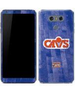 Cleveland Cavaliers Hardwood Classics LG G6 Skin