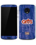 Cleveland Cavaliers Hardwood Classics Moto G6 Skin