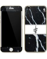Cleveland Cavaliers Marble iPhone 6/6s Skin