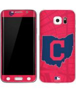 Cleveland Indians Home Turf Galaxy S6 Edge Skin