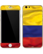 Colombia Flag iPhone 6/6s Skin