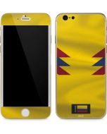 Colombia Soccer Flag iPhone 6/6s Skin