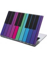 Color Piano Keys Yoga 910 2-in-1 14in Touch-Screen Skin
