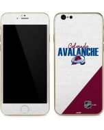Colorado Avalanche Script iPhone 6/6s Skin