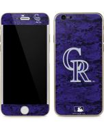 Colorado Rockies Digi Camo iPhone 6/6s Skin