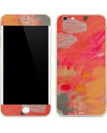 Colored Finger Paint iPhone 6/6s Plus Skin