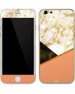 Colored Marble iPhone 6/6s Skin