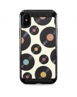 Colorful Records iPhone XS Max Cargo Case