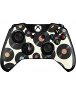 Colorful Records Xbox One Controller Skin