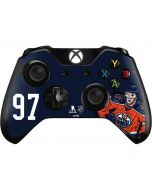 Connor McDavid #97 Action Sketch Xbox One Controller Skin
