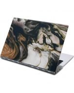Copper and Black Marble Ink Yoga 910 2-in-1 14in Touch-Screen Skin
